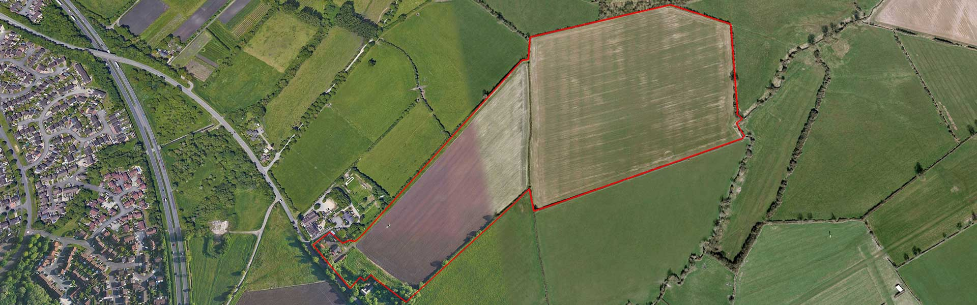 Land off Wanborough Road, Swindon Boundary